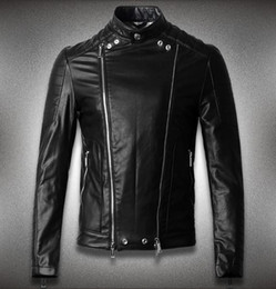Discount Modern Leather Jacket Men | 2017 Modern Leather Jacket ...