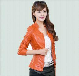 Cheap Plus Size Leather Jackets Fur | Free Shipping Plus Size ...