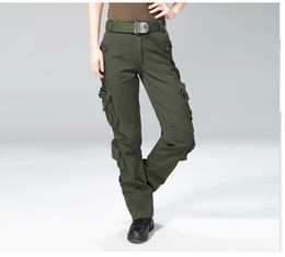 Discount Womens Military Cargo Pants | 2017 Womens Military Cargo ...
