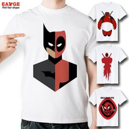 wholesale eatge top cool deadpool t shirt funny dead pool t shirt fashion design style tee printed men women tshirt
