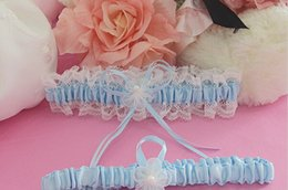 Wholesale 2015 New Arrival Four Color Bridal Garters Custom Made Elegant Crystal and Satin Bowknot Sexy Romantic Wedding Acccessories lingerie