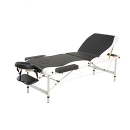 Wholesale Factory direct sale three section high quality multi function cheap massage bed beauty bed healty bed massage table