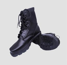 Discount Military Style Combat Men Boots | 2017 Military Style ...
