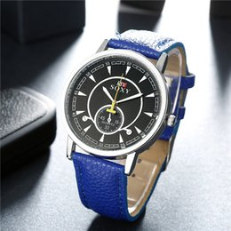 discount most popular watch brands 2017 most popular watch most popular products brand watches men watch blue leather band and 35 gram weight