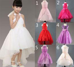 online shopping girl lace princess dresses wedding christmas paillette dress design kids pageant ball gown big