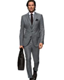 Grey Dress Suit   My Dress Tip