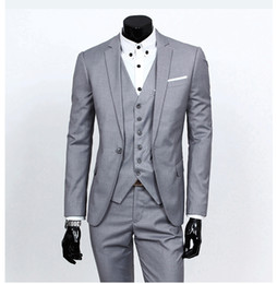 Discount Quality Business Suits | 2017 Quality Business Suits For