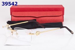Wholesale brand rimless eyeglass frames eyewear glasses frames new with box tags brochure mixed order