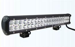 свет водить бар 126W 20inch Cree LED рабочий свет бар точечный комбинированный луч для грузовика джипа Автомобиль светодиодные бар высокой мощности внедорожный