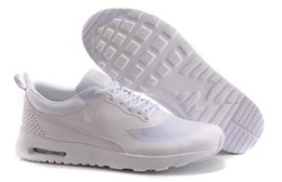 Discount Shoes Run Air Max Free Shipping 2015 New Men & Women Fashion Air Soft Cushion Casual shoes print Thea 90 Running Shoes jogging outdoors shoes max 36-45