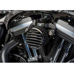 Новое поступление воздуха Очиститель + Система впуска Фильтр для Harley Davidson Sportster XL883 1200 04-UP Rough Crafts