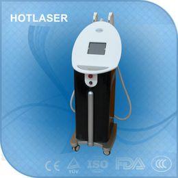 Wholesale 3 handles multi function skin lifting system elight RF SHR OPT equipment hair removal elight wrinkle removal RF