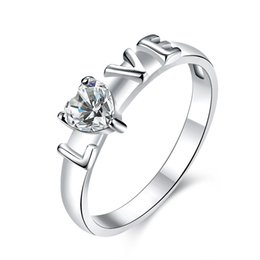 Discount New Ladies Silver Ring Designs  2017 New Ladies Silver