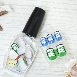 Wholesale 2014 new design beautiful Press on nails