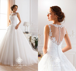 Discount Designer See Wedding Dresses - 2017 Designer See Wedding ...