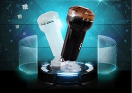 Wholesale 2014 Bdsm Male Silicone Product Masturbation Cup Sex Products For Men Adult Sexual Machine Masturbator Vagina Man Artificial Pussy Toys