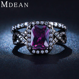 Discount Engagement Ring Sets Black Purple 2017 Engagement Ring