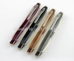 Wholesale New Fashion Super Light pair Rotate Degrees Mini Pen Type Folding Reading Presbyopic Glasses B1