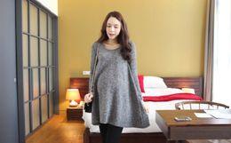 Wholesale Bearsland comfortable maternity clothes nursing tops breastfeeding pregnant women wearing