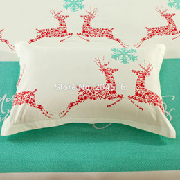 Twin size christmas sheets wholesale christmas gift bedding set queen