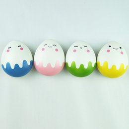 Wholesale Cute Q Egg Contact Lens Case Care Set kit Cosmetic Contact Lenses Box colors random delivery New Arrival