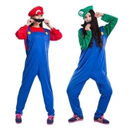 Wholesale Super Mario Bros costumes Theme Costume Cosplay B80
