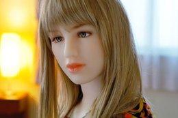 Wholesale La muñeca sólida del sexo del silicón del silicón adulto inflable japonés caliente libre del silicón del silicón de la vida real japonesa del envío juega para los hombres a818