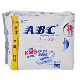 Wholesale Famous in China ABC K11 day use Sanitary napkin KMS formula Sanitary towels Sanitary pads packages pads