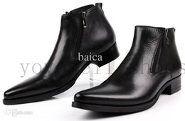 Mens Fashion Boots Pointed Toes Online | Mens Fashion Boots ...
