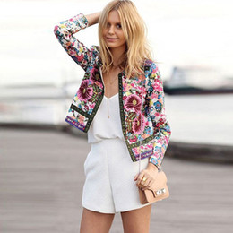 Colorful Jackets For Women - JacketIn