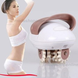 Wholesale 3D Rotating Professional Full Body Anti Cellulite Slimming Massager Massage New