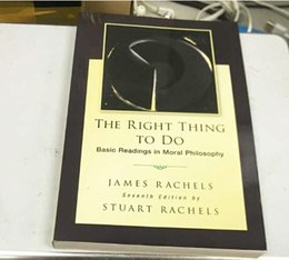 Wholesale 2015 The Right Thing To Do Basic Readings in Moral Philosophy Hot Sales DHL