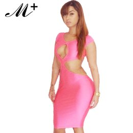 Discount Neon Pink Party Dresses | 2017 Neon Pink Party Dresses on ...