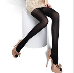 Wholesale Winter burst through the meat section D micro velvet leggings pantyhose stockings pantyhose
