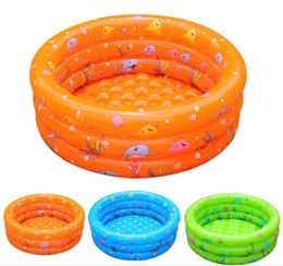 Wholesale New brand beach Inflatable Swimming Pool Toddler Baby swim pool piscine inflatable air mattress piscina inflavel Swim Ring