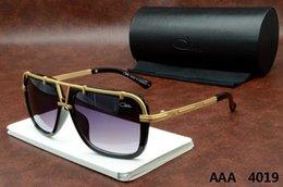 Wholesale Top Ca zal Sunglasses Glasses For Women Men New Famous Brand Designer Ca zal Sun Glasses Oculos De Sol Oversized Frames Vintage Eyewear