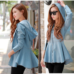 Denim Jackets For Women Sale - JacketIn
