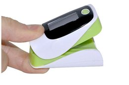 Wholesale OLED Pulse Oximeter Fingertip oximeter spo2 PR monitor Blood Oxygen Factory