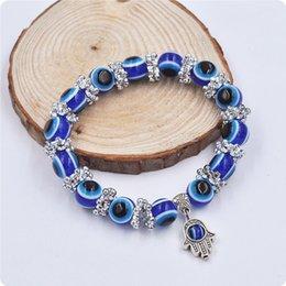 Nova Turquia Evil Eye Charms Pulseira Resinas, plásticos Charms Beads 2015 Nova jóias modelos DHL livre