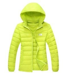 Wholesale High Quality New Women s Hooded Down Jacket Women s Winter Overcoat Outdoor Down Coats Colors M XL