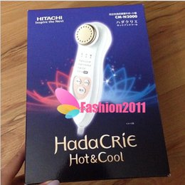 Wholesale Best Selling newest for HITACHI CM N2000 CM N2000 W Hada Crie Cool Facial Moisturizer Massager US or EU model