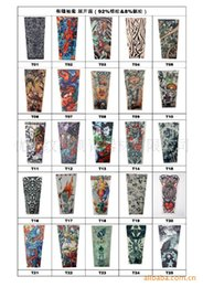 Wholesale 50piece Tattoo Sleeves Tattoo Apparel Sell like hot cakes Many styles Random delivery