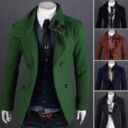 Discount Dark Green Leather Jacket | 2017 Dark Green Leather ...