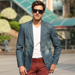 Mens Denim Suit Coat Online | Mens Denim Suit Coat for Sale