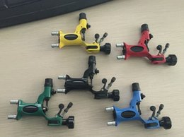 Wholesale Dragonfly rotary tattoo machine high quality tattoo machine gun tattoo kit supply shader and liner