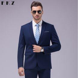 Discount Royal Blue Blazer For Mens | 2017 Royal Blue Blazer For ...