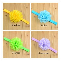 Wholesale Childrens Accessories Hair Lace Flowers Fashion Girls Headbands Baby Hair Accessories Girl Hair Clips Children Hair Accessories Kids