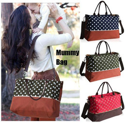 Wholesale Fashion Multifunctional High Quality Mummy Bag For Baby Diaper Bag Durable Portable Baby Bag For Mom bolsa maternidade