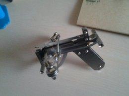 2017 мини-арбалет лук стрелка мельчайший охоты crossbowTiny металла crossbowStainless Мощный Рогатка игрушечной модели арбалета