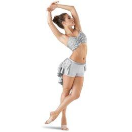 Wholesale Belly dance professional ballet tutu leotard baller dress for children for women latin dance dress for girl The new stage show costumes